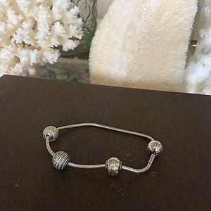 SALE! - Pandora Essence bracelet with jewelry box!